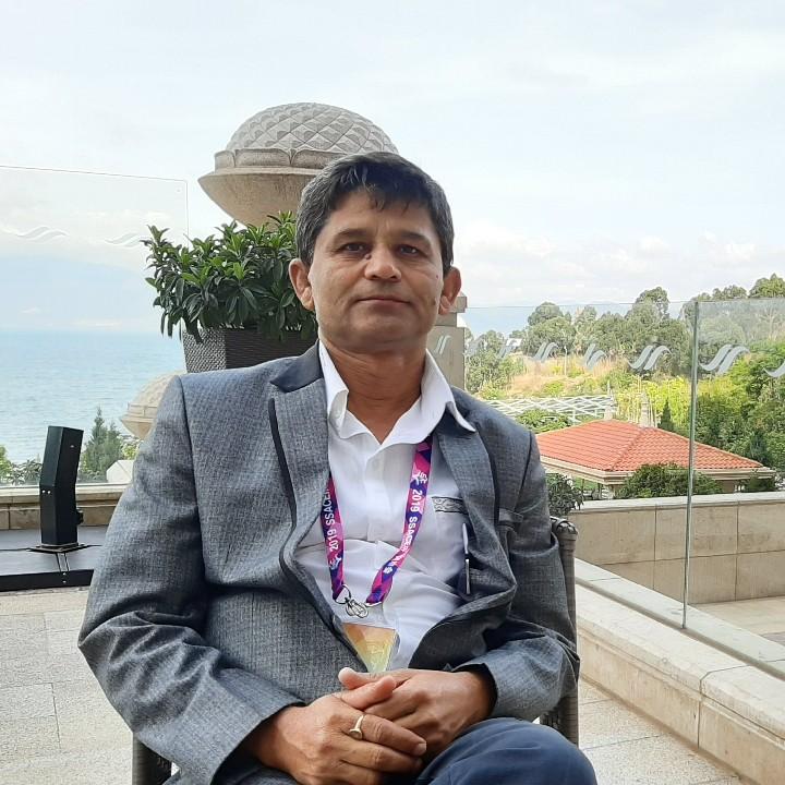 Mr. Narayan Gopal Ghimire Vice President